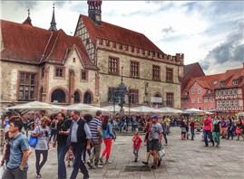 Marktplatz Göttingen